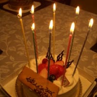 誕生日の出来事