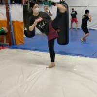 (水)キックボクシング初級19:30〜