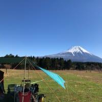 冬の男キャンプ2019(前編)