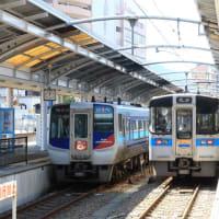 四国は高松駅内を散策(2019年9月の広島旅 つづく)