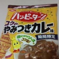 亀田製菓 ハッピーターン コクのやみつきカレー味
