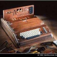 アップルPCの祖「アップル1」が競売に