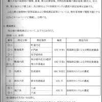 【違法状態】議会・民意無視、故意に汚染を受け入れる小坂町【証拠隠滅】