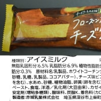 レビュー:フローズンスイーツ チーズケーキ
