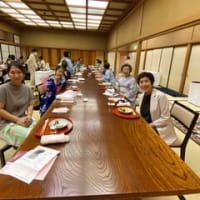 2020西川鯉の會浴衣会が終わりました!