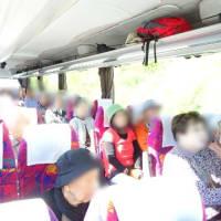 ラポーレ駿河 日帰りバス旅行!①