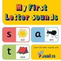 【オススメ絵本】My First Letter Sounds