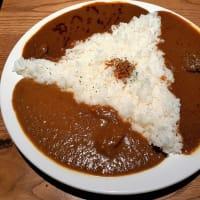 札幌でランチ(80) 函館老舗のレストランのカレー3種類を札幌で食す