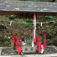 大迫の早池峰神社へ