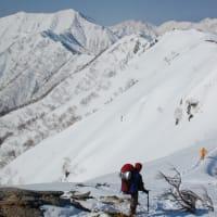 ゴールデンウィーク(GW) 山行記録