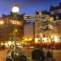 パリ6区サンジェルマンデプレ界隈の喧騒
