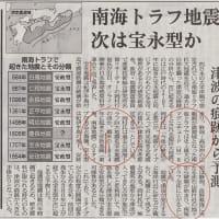 南海トラフ地震の最前線 2021(2)