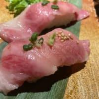 魚だけでは元気が出ないので!? @炙屋武蔵・銀座