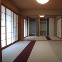 和室もいいものですよ。
