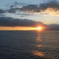 サイト管理人のハワイ旅行「サンセットディナークルーズ」