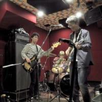 昨夜は、渡邊さんのライブのリハーサルでした。