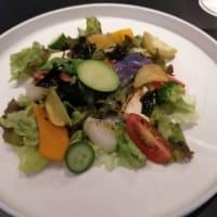 ジオホテルEntôの食事は海士町の食材をふんだんに使ったコース料理が楽しめる