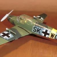 Bücker Bü 181 Bestman 1/72 WK models
