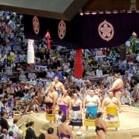 7/16 大相撲名古屋場所十日目
