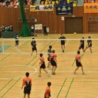 三崎中学校男子バレーボール部 県新人総体での健闘