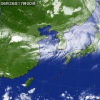 北からの浄化雲防御の成功と更なる弱体化人工地震