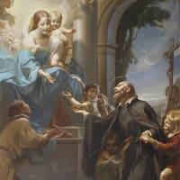 私たちは罪の鎖に縛られていた。聖母が助けてくれた。カトリック教会こそが、私たちを霊的な子供として養ってくれる孤児院だ。私たちが天国を相続する為に。