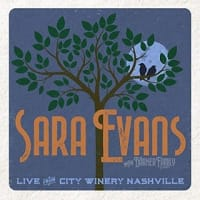 Sara Evans サラ・エヴァンス - The Barker Family Band : Live from City Winery, Nashville