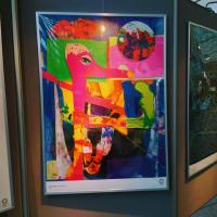 東京2020公式アートポスター展示