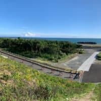 2020年9月 現在の遠州浜海岸