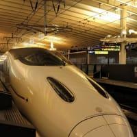 九州新幹線・熊本駅