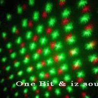 レーザー照明6!圧倒的な星グリーンレーザー照明!【演出用レーザー照明ならAXIZLight[アクシーズライト]】