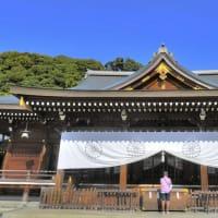祈祷殿・儀式殿・参集殿/奈良県桜井市三輪
