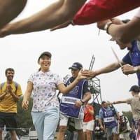 渋野プロはゴルフ界だけでなく 日本人に希望を与えている!