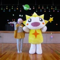 中島保育所にサターンひかりちゃん☆が・・・!