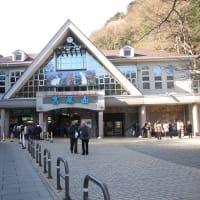 東京に帰ったどー。高尾山編。