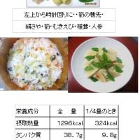 1270 筍のちらし寿司
