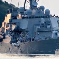 イージス艦は意外と脆弱だった
