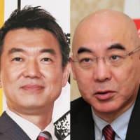橋下徹氏「気持ち悪い男」と百田尚樹氏にケンカ売られ反撃「家に鏡あるか?」「鬱積している顔は醜く過ぎるで」 / 中スポ