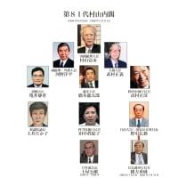 村山政権と緒方元公安調査庁長官の時代