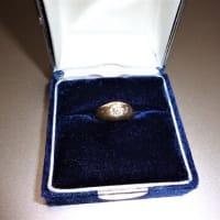 ばあちゃんの指輪