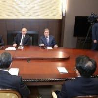 米ポンペオ、ソチでラブロフ&プーチンと会談