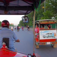 カンボジアを歩く。2 カンボジア プノンペン