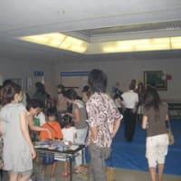 芦屋病院夏祭り