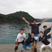 8月18日(日)速報!!海遊びに新たに《☆PADIダイブマスター誕生!!》これからスタッフで頑張ってもらいます!