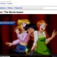 TOTALLY SPIES FOREVERRRRRR!!!!!!