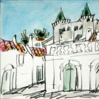 1778.ポルト・デ・モスの城