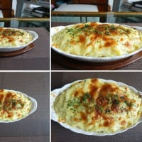男の料理~ほくほくポテトドリア~