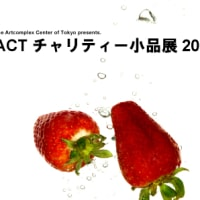 「A.C.T.チャリティ小品展 2012」参加のご案内 4/24 - 5/6