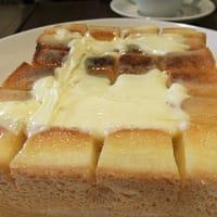 何度行っても完璧なバタートースト