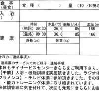 息子介護物語-エピソード12(令和元年9月)